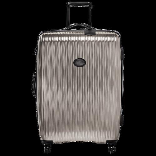 Koffer, Grau - Ansicht 1 von 3 -