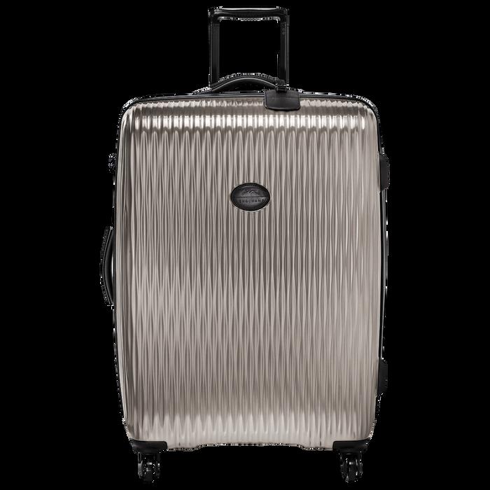 Koffer, Grau - Ansicht 1 von 3 - Zoom vergrößern