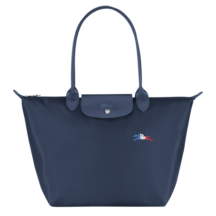 Le Pliage-Kollektion Shopper L, Marine