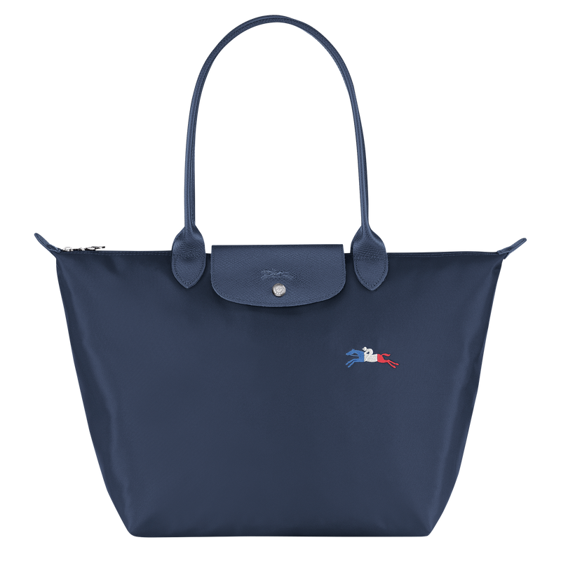 Le Pliage Collection Shoulder bag L, Navy