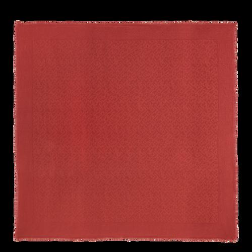 Vue 1 de Châle, Acajou, hi-res