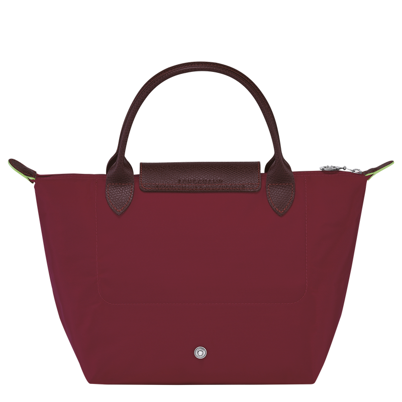 Le Pliage Green Top handle bag S, Red