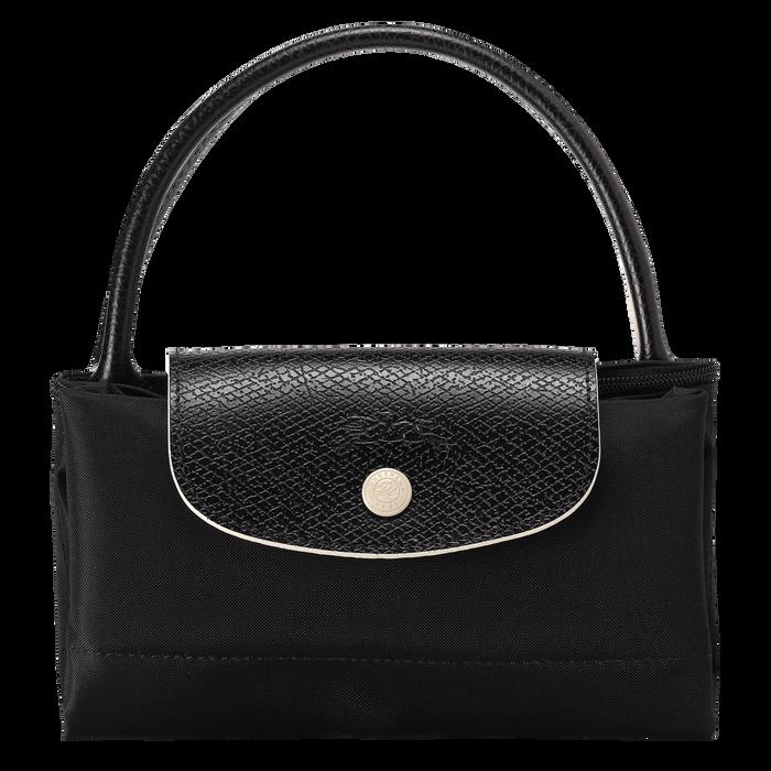 Top handle bag S, Black/Ebony - View 4 of 5 - zoom in