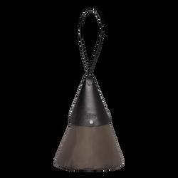 Top-handle bag L, E56 Taupe/Black, hi-res