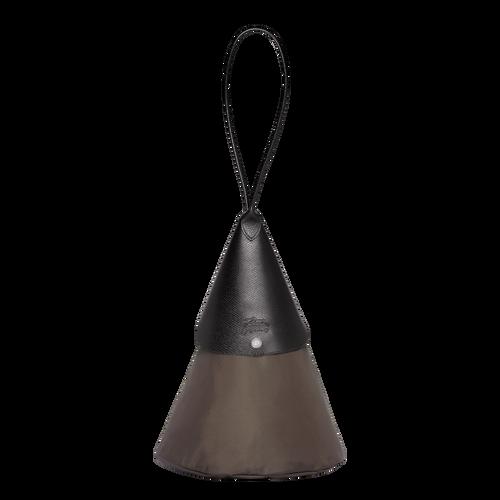Handtas L, E56 Taupe/zwart, hi-res