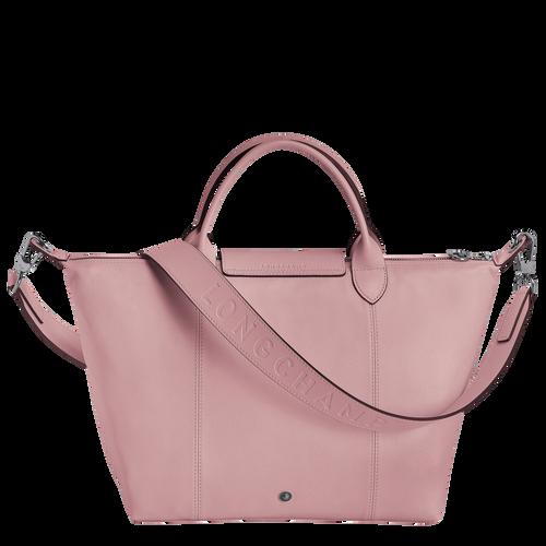 Top handle bag, Antique Pink, hi-res - View 3 of 4