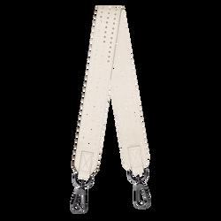 Shoulder strap, Ivory, hi-res