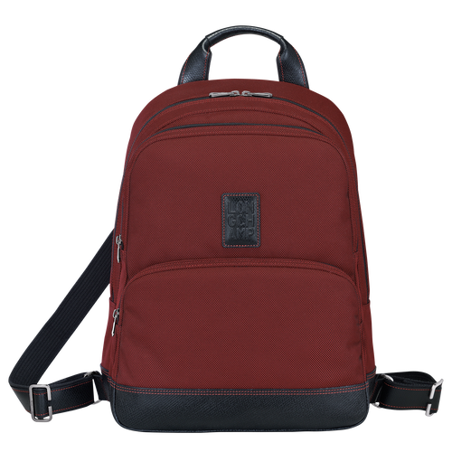 Backpack, Red lacquer - View 1 of  3 -
