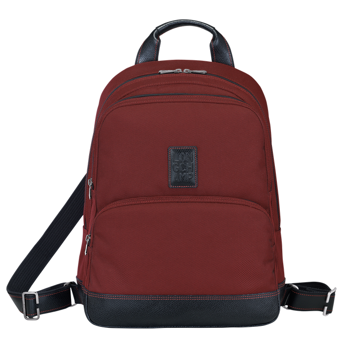 Backpack, Red lacquer - View 1 of  3 - zoom in