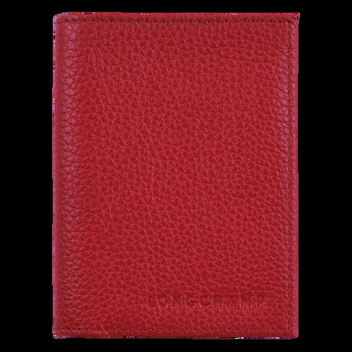 Le Foulonné 卡片夾, 紅色