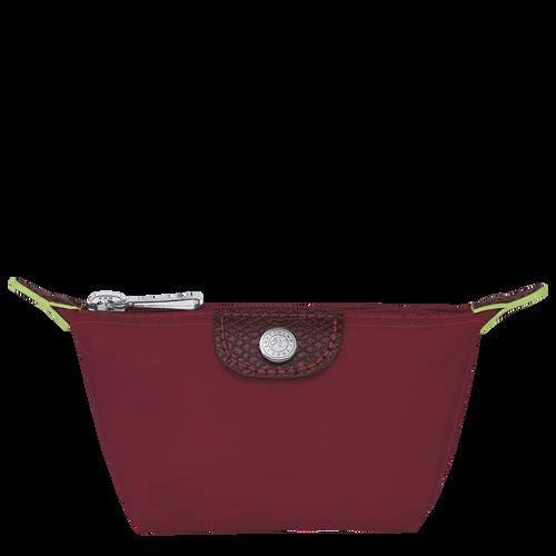 Le Pliage Green Coin purse, Red