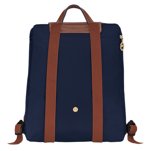 Backpack, Navy - View 3 of 6 -