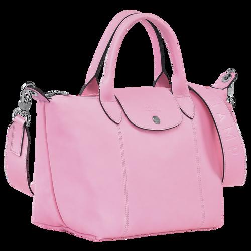 Top handle bag, Pink, hi-res - View 2 of 3