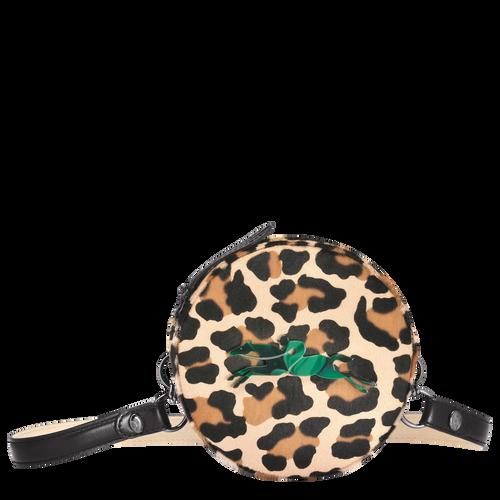 Belt bag, 640 Black/Camel, hi-res