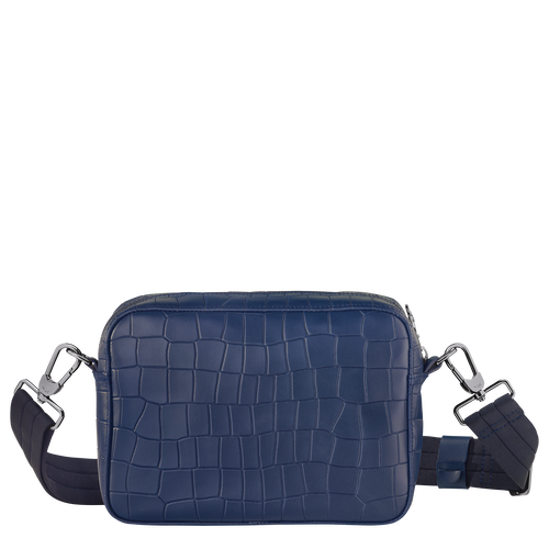 Crossbody bag, Navy, hi-res - View 3 of 3