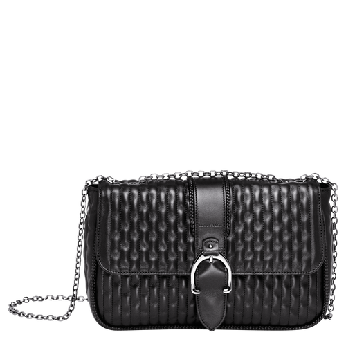 Crossbody bag M, Black/Ebony - View 1 of 3 -