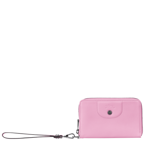 Compact wallet, Pink, hi-res - View 1 of 2