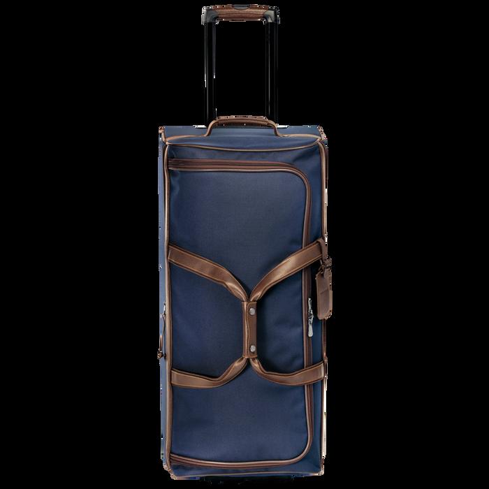 Wheeled duffle bag, Blue, hi-res - View 1 of 3