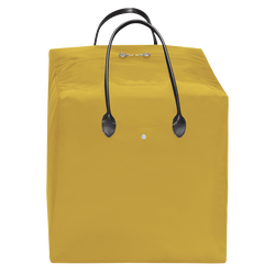 Bolso de mano L, E54 Amarillo/Negro, hi-res