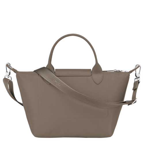 Top handle bag S, Taupe - View 3 of 3 -