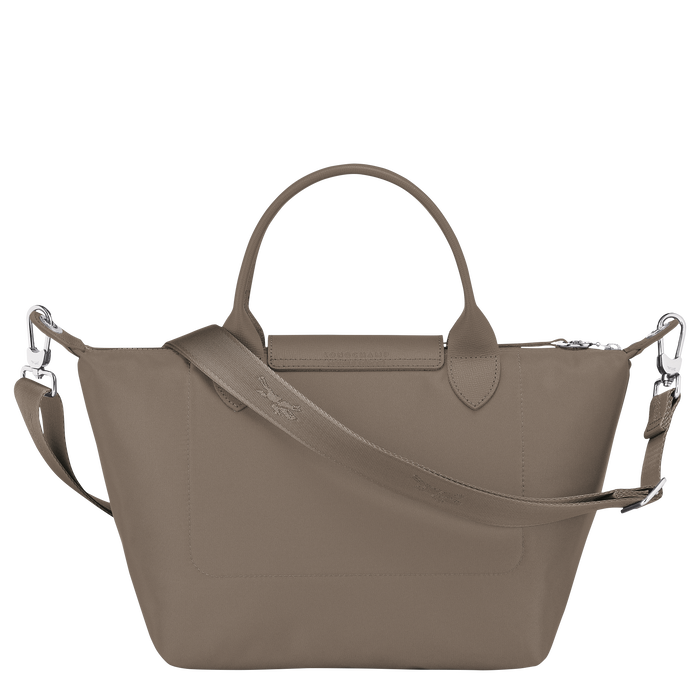 Top handle bag S, Taupe - View 3 of 3 - zoom in