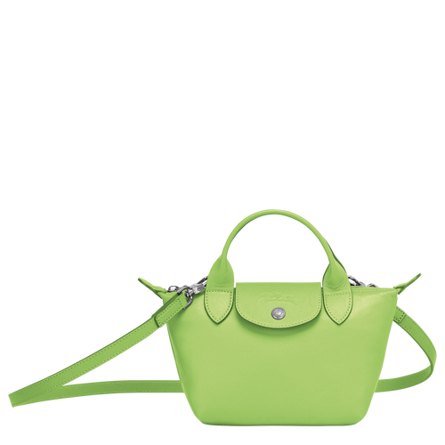 Top handle bag XS, Green - View 1 of  3 -