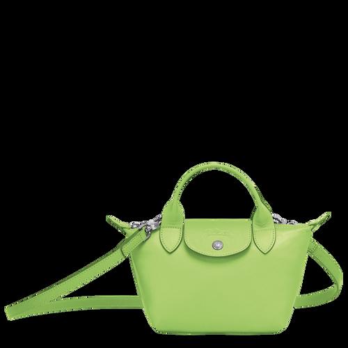 Bolso con asa superior XS, Verde - Vista 1 de 3 -