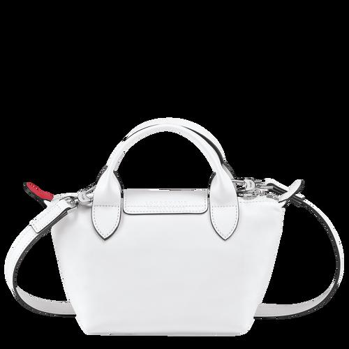 トップハンドルバッグ XS, ホワイト - ビュー 3: 3 -