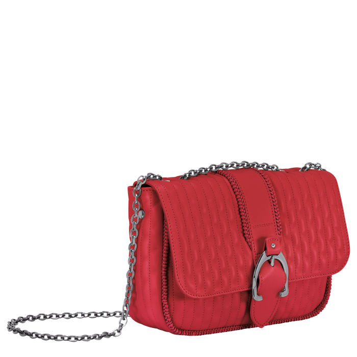 Crossbody bag S, Red - View 2 of  3 - zoom in