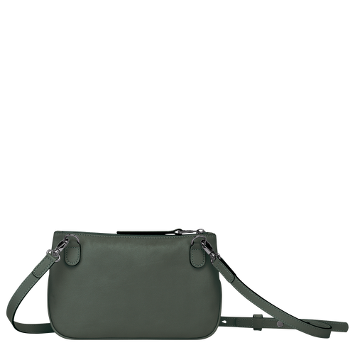Crossbody bag, Longchamp Green - View 3 of  3 -