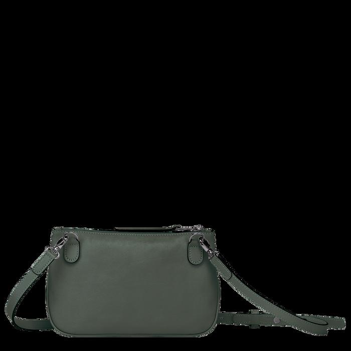 Crossbody bag, Longchamp Green - View 3 of  3 - zoom in