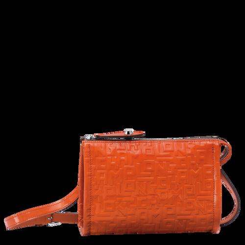View 1 of Crossbody bag, Orange, hi-res