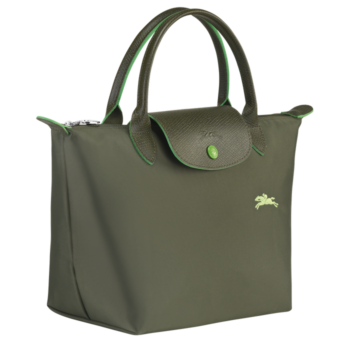 Top handle bag S, Longchamp Green - View 2 of 5 - zoom in