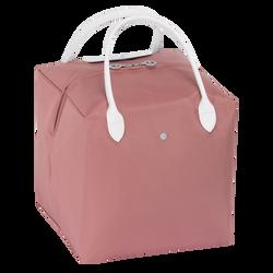 Top-handle bag M, E65 Pink/White, hi-res