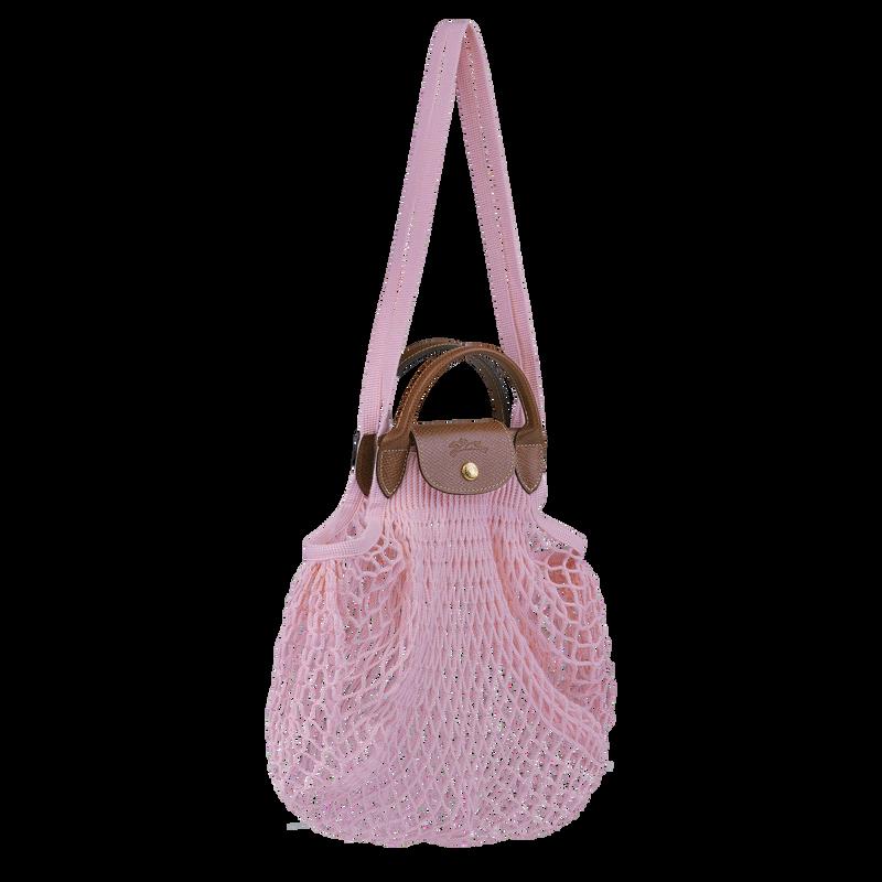 Top handle bag, Powder - View 3 of  3.0 - zoom in