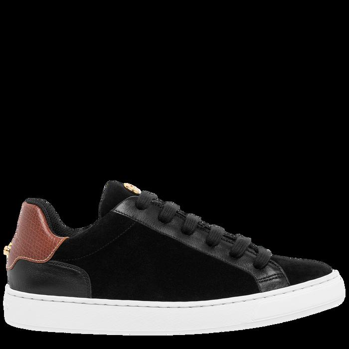 Sneaker, Schwarz/Ebenholz - Ansicht 1 von 5 - Zoom vergrößern