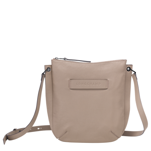 Crossbody bag, Brown, hi-res - View 1 of 3