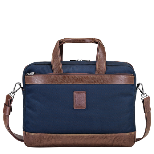 Briefcase L, Blue, hi-res - View 1 of 3