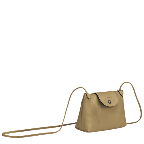 Crossbody bag, Khaki - View 2 of  3 -
