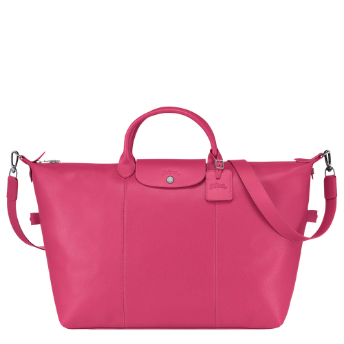Travel bag L, Pink/Silver - View 1 of  3 -