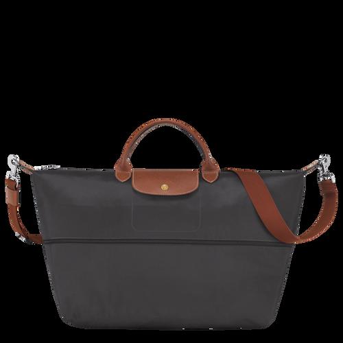 Travel bag, Gun metal - View 4 of  4 -