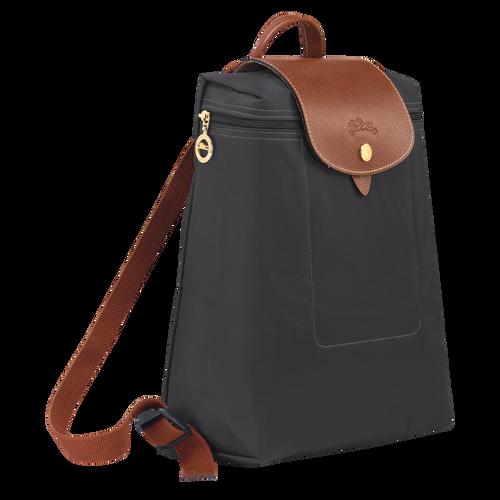 Backpack Le Pliage Original Gun metal (L1699089300) | Longchamp CA