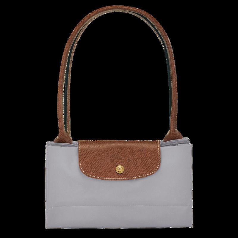 Shoulder bag L, Grey - View 4 of  5 - zoom in