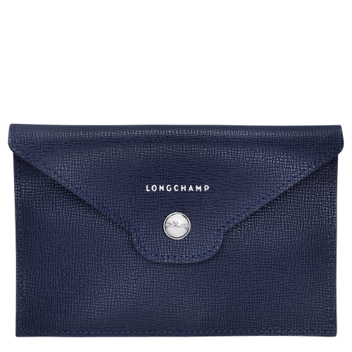 View 1 of Card holder, Navy, hi-res