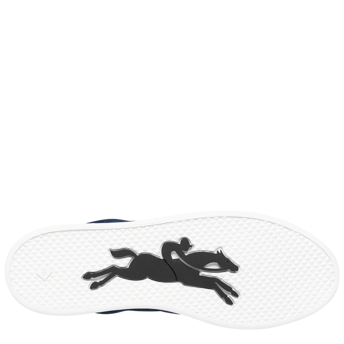 Sneaker, Navy - Ansicht 5 von 5 - Zoom vergrößern