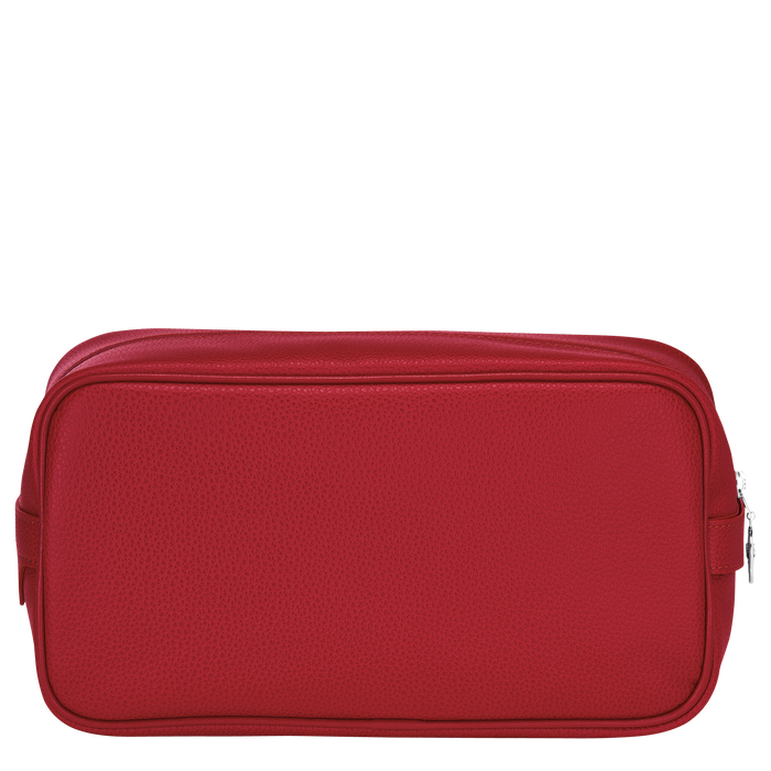 Toiletry case, Red - View 3 of  3 - zoom in
