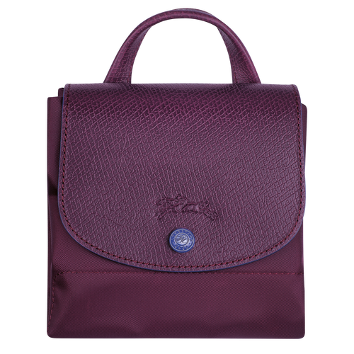 Backpack, Plum - View 4 of  5 -