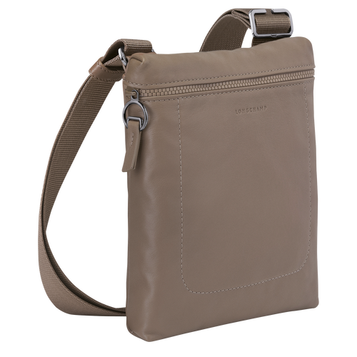 Crossbody bag, Taupe - View 2 of  3 -