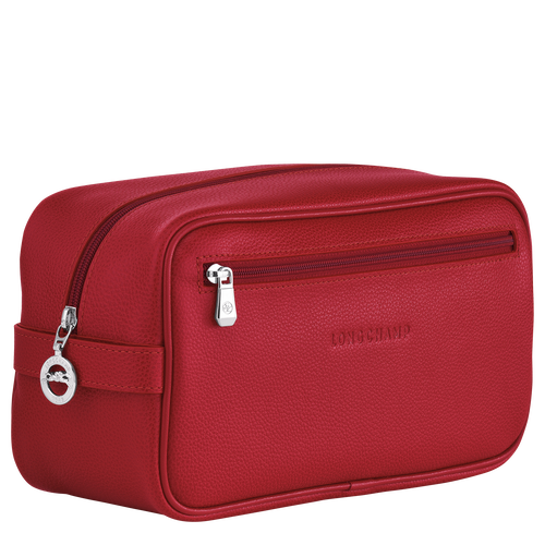 Toiletry case, Red - View 2 of  3 -
