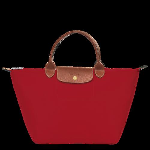 Le Pliage Original Sac porté main M, Rouge